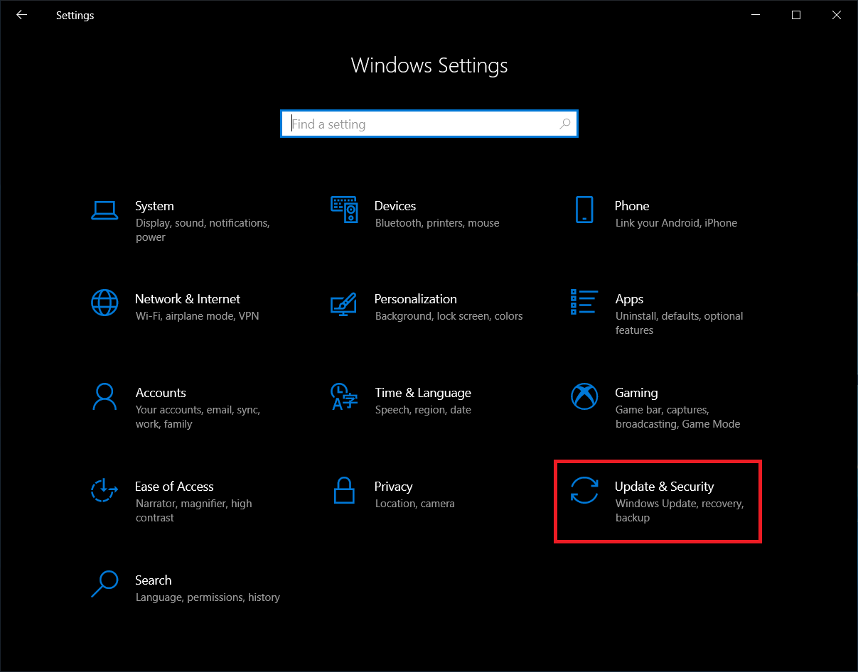 fix windows 10 errors with Fix it