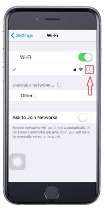 improve wifi signal strength iphone