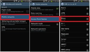 Fix error 500 in android