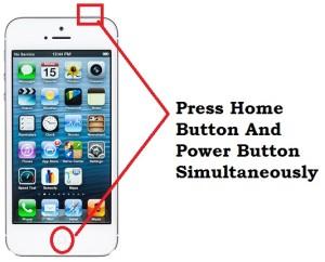 iPhone Error 2001 soft reset