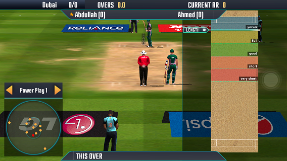 ICC Pro Cricket 2015 PC gameplay