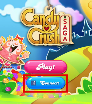 candy crush saga mod connect facebook