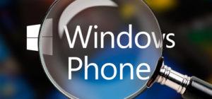 telemetry windows phone