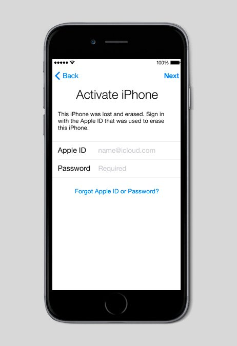 how to unlock a stolen iphone how to unlock lost mode in iphone or 19204