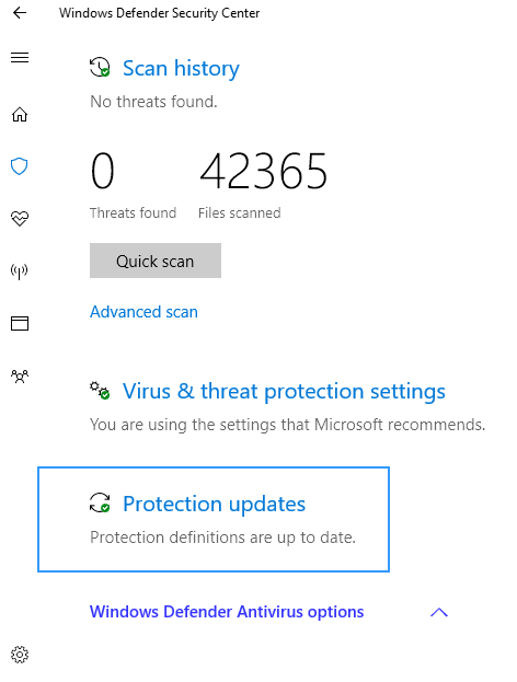 0x80070643 windows defender update