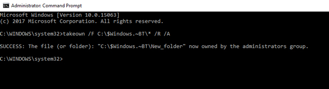 windows bt command prompt