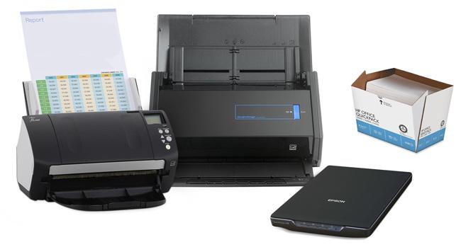 choosing scanner