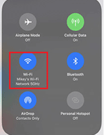 wifi issues on iphone