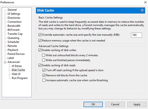uTorrent Slow Download Speed