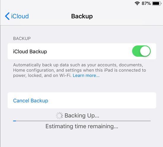restore iphone icloud