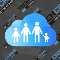family sharing on ios apple