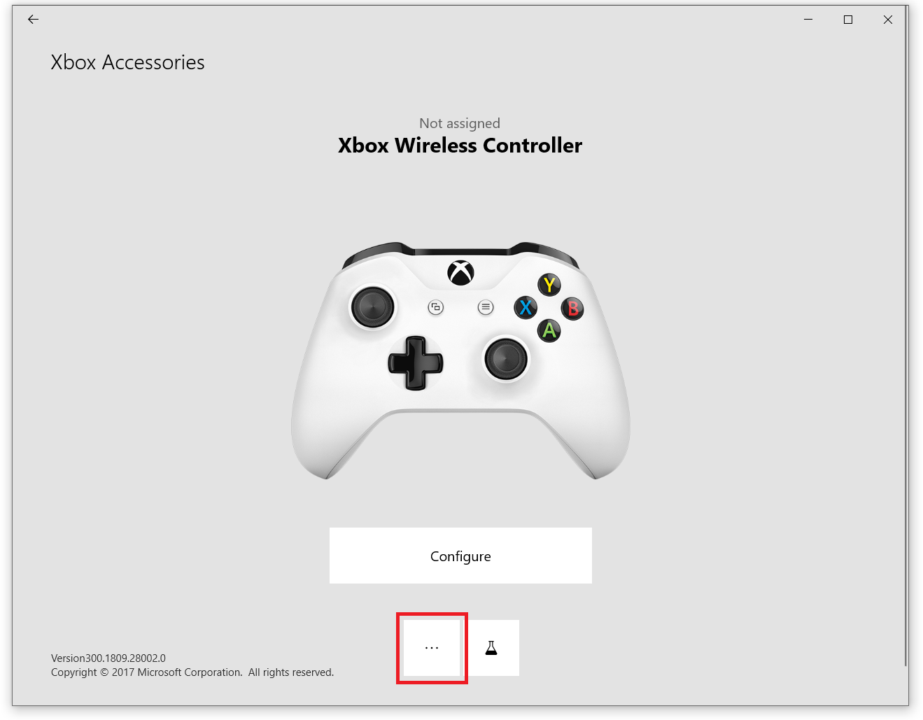 Calibrate Xbox One Gamepad on Windows 10