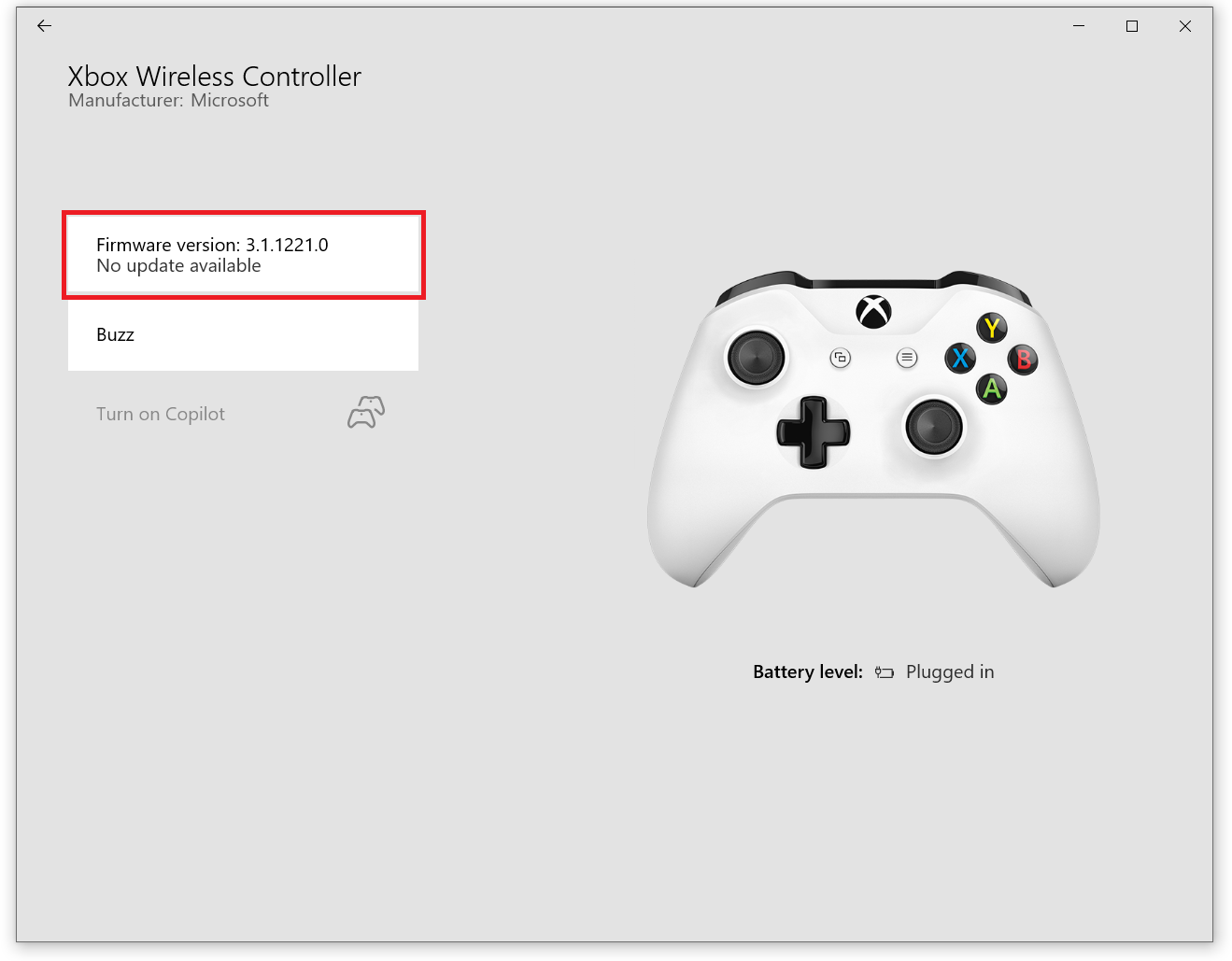 Calibrate Xbox One Gamepad on Windows
