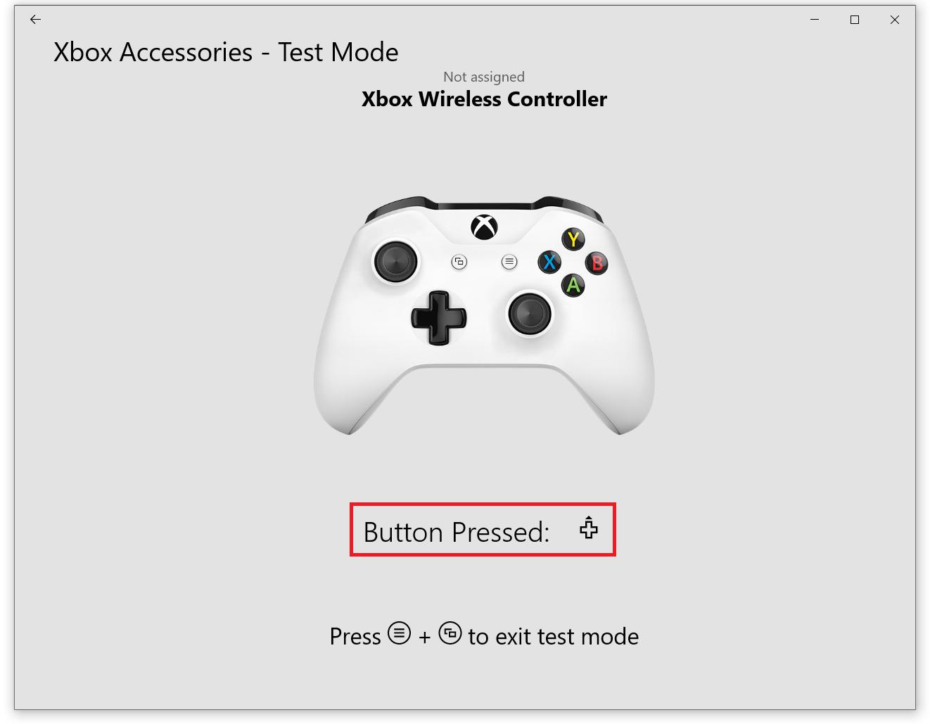 Calibrate Xbox One Gamepad on Windows pc