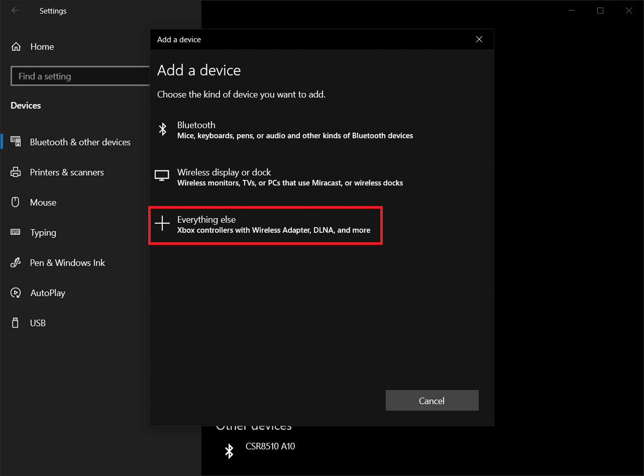 how to connect xbox one controller to windows 10 computer
