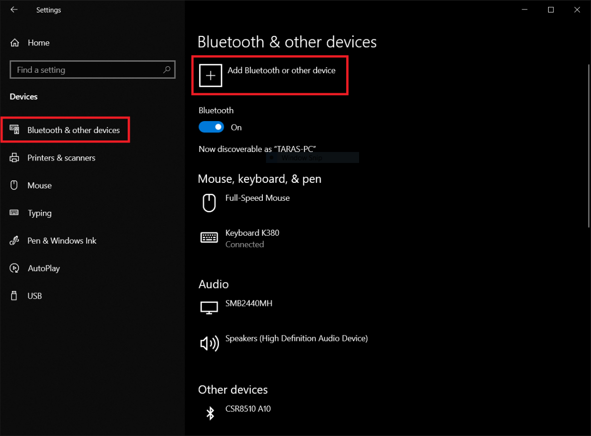 connect xbox one controller to windows 10 computer