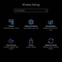 enable windows 10 dark mode