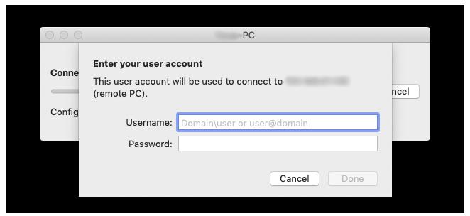 windows remote desktop mac