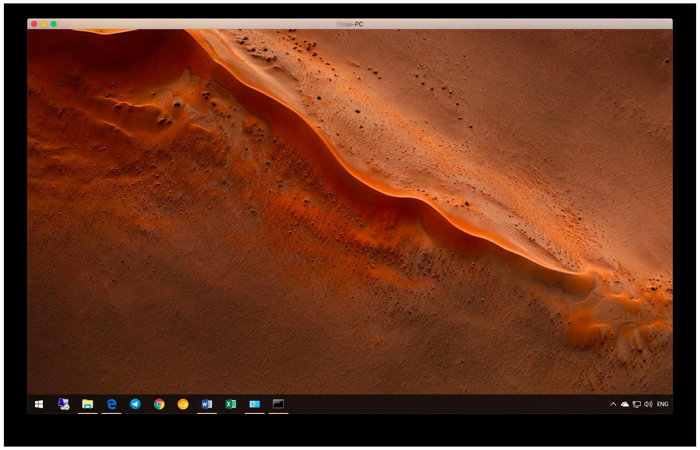 mac remote desktop client
