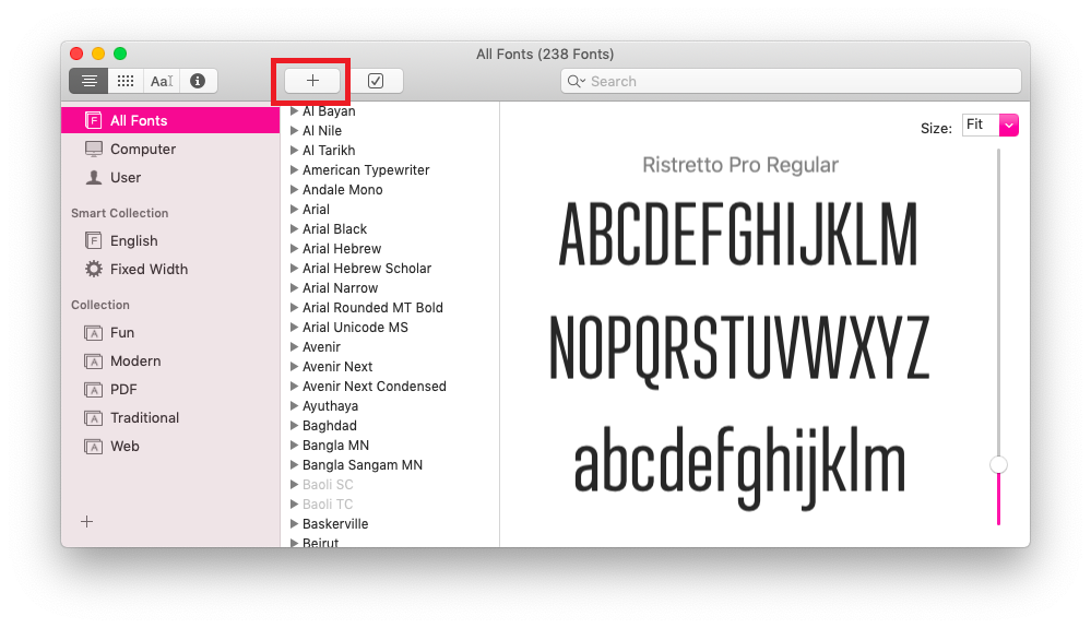 How to Install Fonts on Mac?