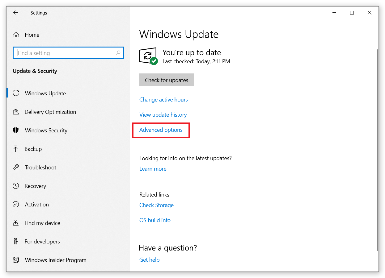 turn off automatic updates windows 10