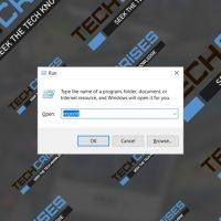 Registry Editor in Windows 10