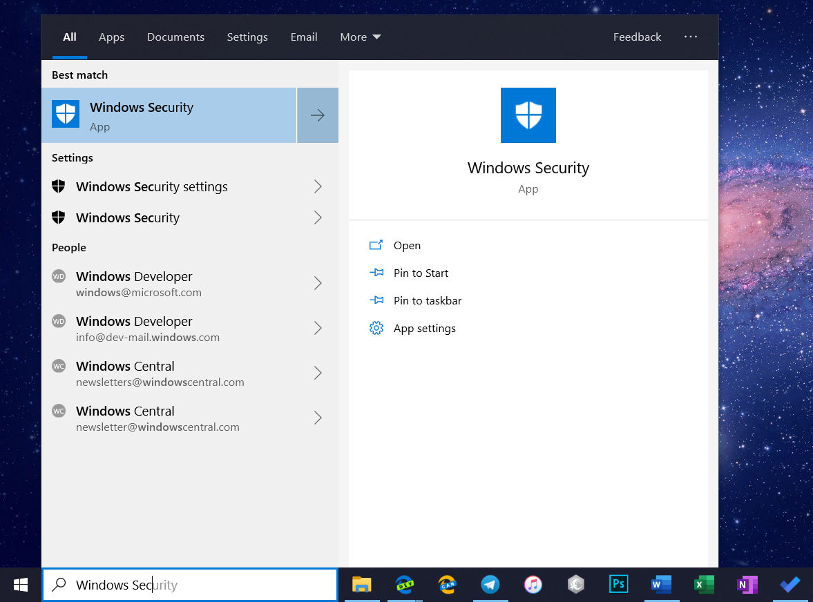 disable windows defender windows 10
