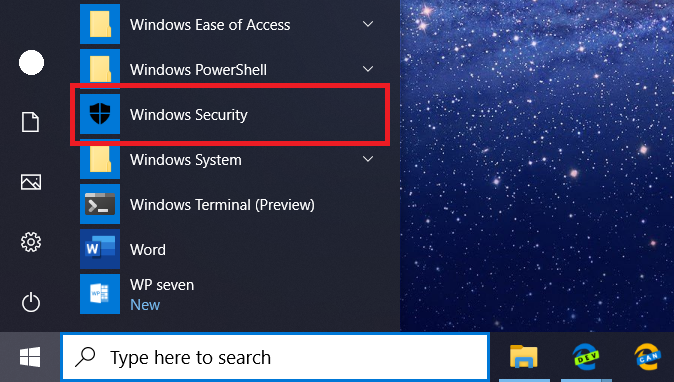 turn off windows defender windows 10