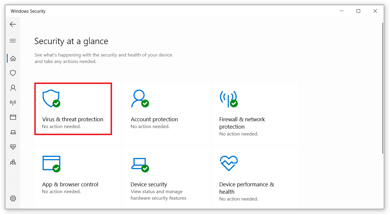 remove windows defender windows 10
