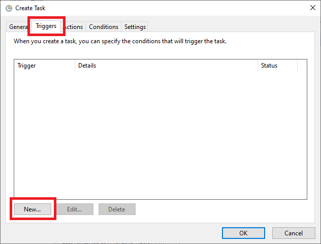 set restore point windows 10