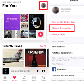 How to Unsubscribe From Apple Music