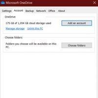Move OneDrive Folder