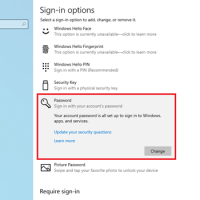 How to Remove User Password in Windows