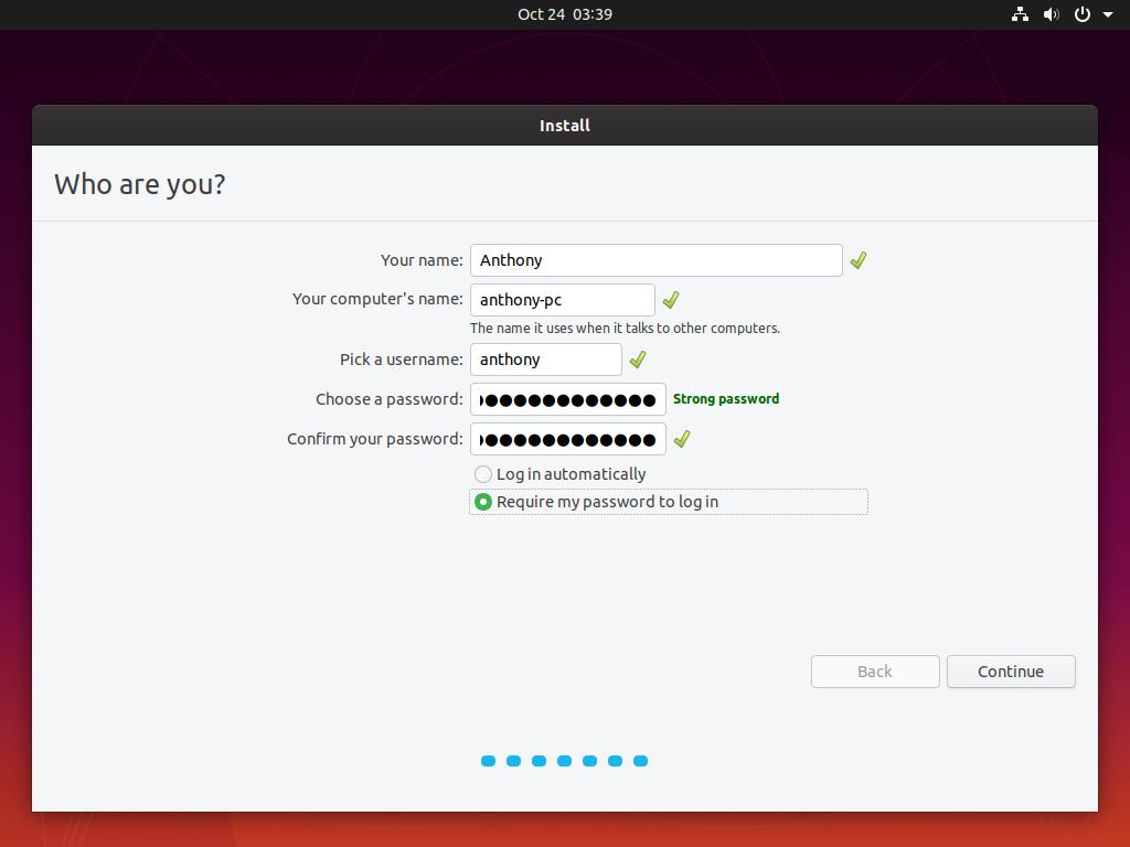 install ubuntu usb drive