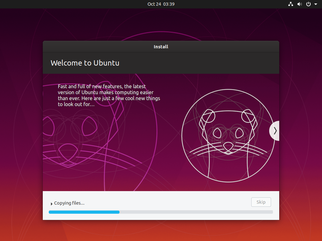 install ubuntu via usb flash drive