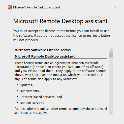 windows remote desktop android