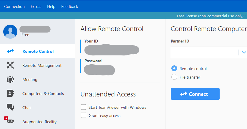 android windows 10 remote desktop