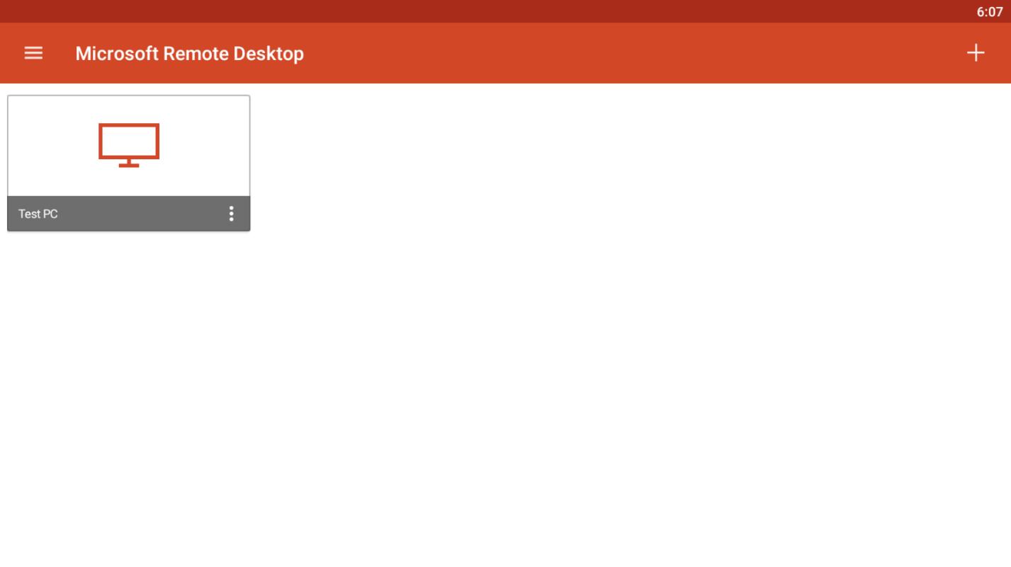 remote desktop windows 10 android