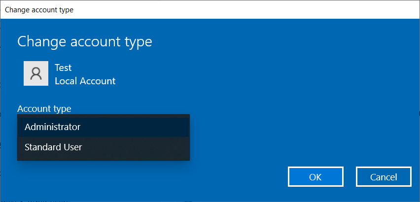 rename user account windows 10