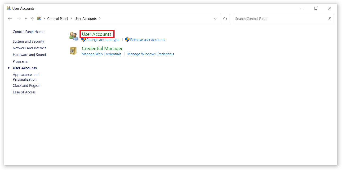 how to change windows login name