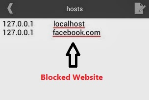 How to block website on iPhone and android