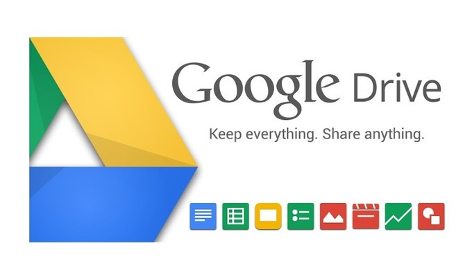 How to save work online directly to Google Drive