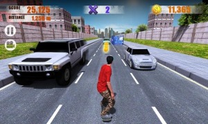 Download Street Skater 3D Apk File for PC
