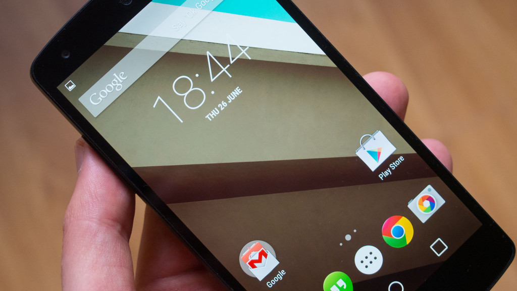 Android L features