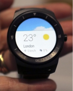 LG G Watch R specs