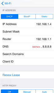 improve wifi signal strength on iPhone