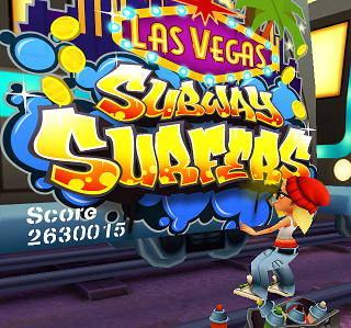 Subway surfers las vegas on pc
