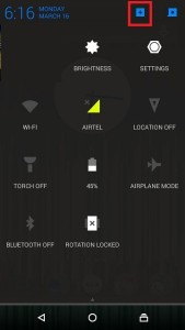 Enable / Disable Battery Saver In Micromax Yureka