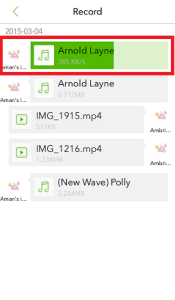 How To Share Music Files in iPhone