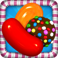 Download Candy Crush Saga Mod APK-Unlimited Lives & Levels Hack
